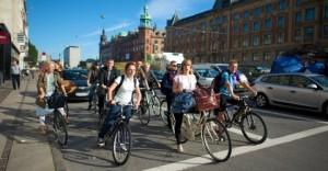 Copenhagen bicycle highway (Quelle: http://www.supercykelstier.dk)