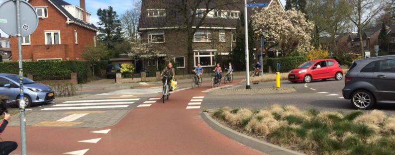 RijnWaalPad in Nijmegen (NL)