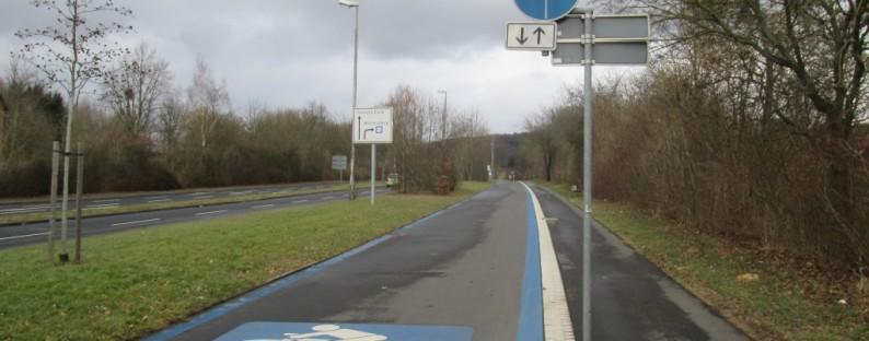 eRadschnellweg Göttingen